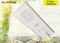 All In One Solar Outdoor Light 80W Solar Street LED Light Dengan 100W Mono Panel